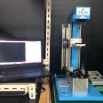 反射型偏心測定器